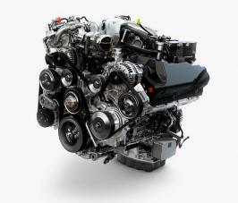 6.7L Power Stroke V8 Turbo Diesel