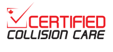 certified collision Centre