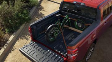 DIY-bike-rack