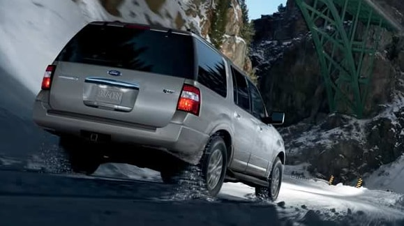 2014 Ford Expedition Exterior Rear End