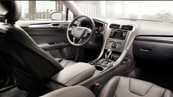 2014 Ford Fusion Interior Dashboard