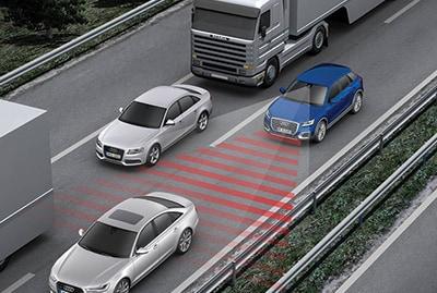 Audi Q5 Features