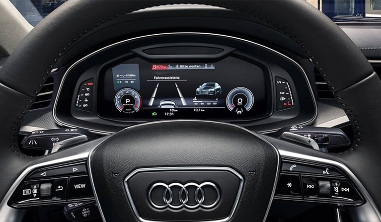 Audi A7 Features
