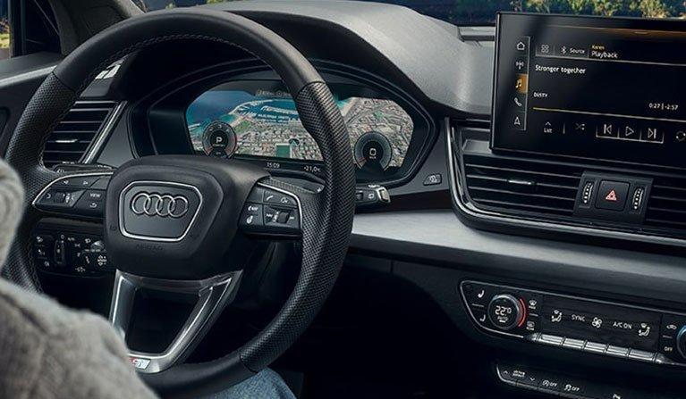 Audi Q5 Technology