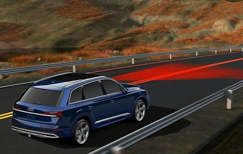Audi Safety Features