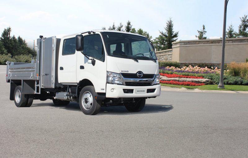 Все грузовики Hino по выгодной цене