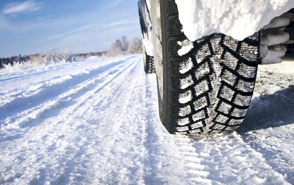 Winter Tire Change