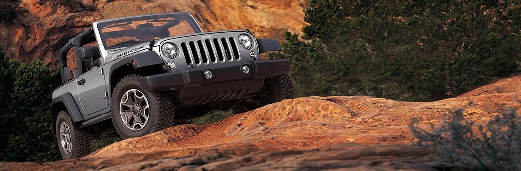 2017 Jeep Wranger Rubicon