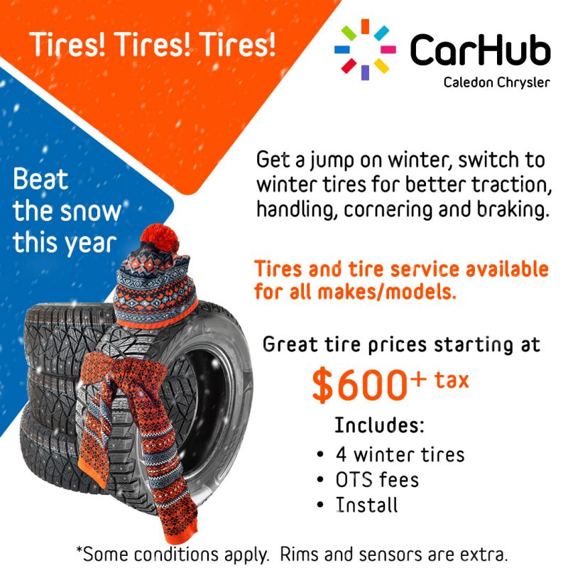 Tire Specials in Toronto