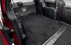 Dodge Grand Caravan Stow N' Go Seats.