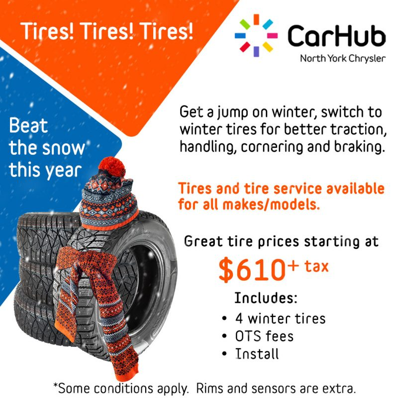 Tire Specials Toronto