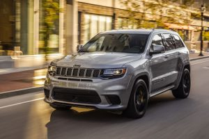 Jeep Cherokee car trim