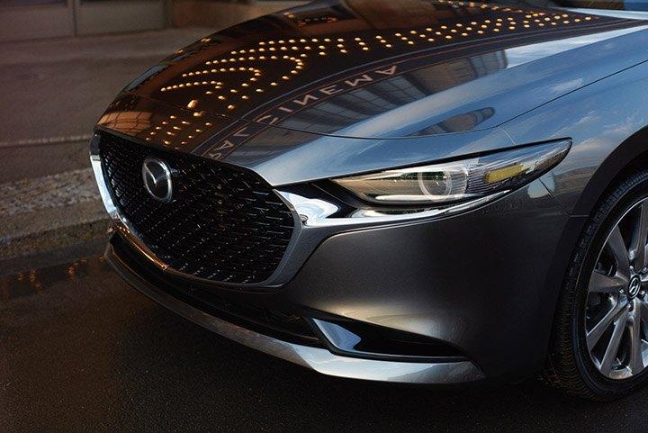 Mazda3 High Turbo