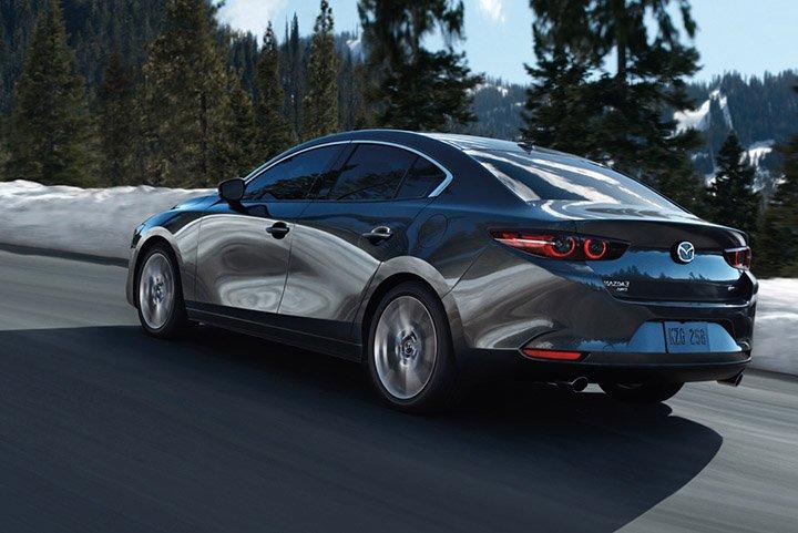 Mazda3 Turbo Rear
