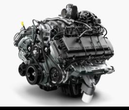 6.2L Flex-Fuel Gas V8