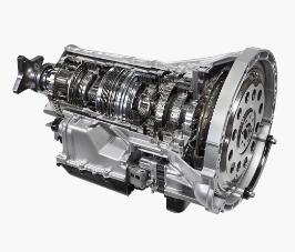 Ford Torqshift 10-Speed Automatic Transmission