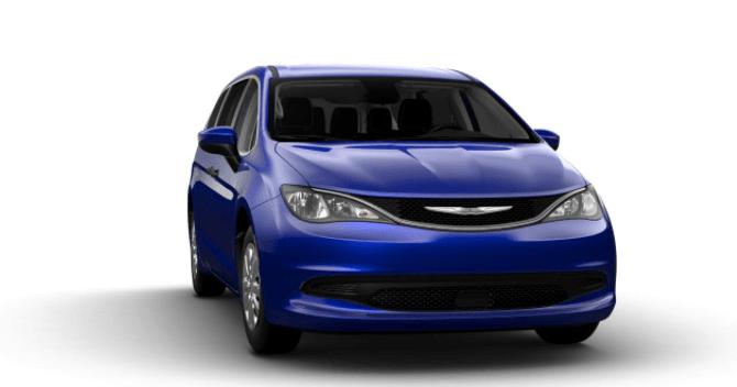 2021 Chrysler Grand Caravan