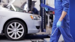 Car service tech
