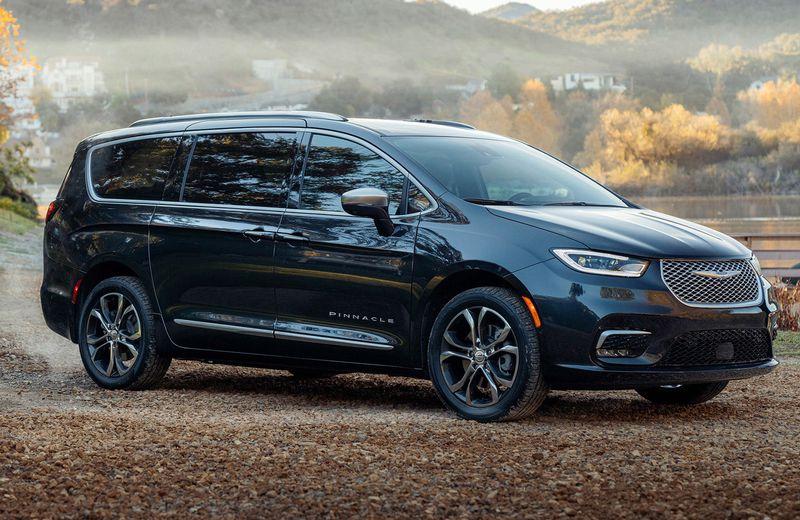 2021 Chrysler Pacifica
