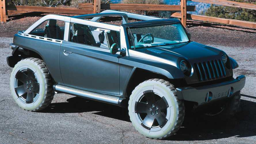 Jeep Willys Concept Car