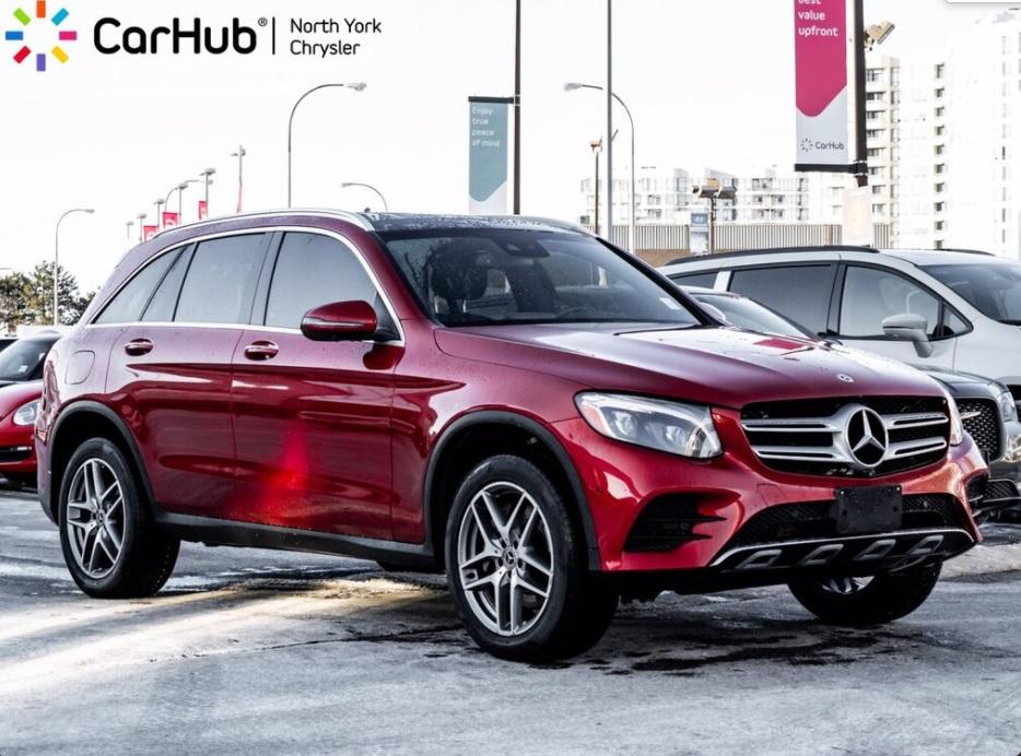 compact suvs - Mercedes