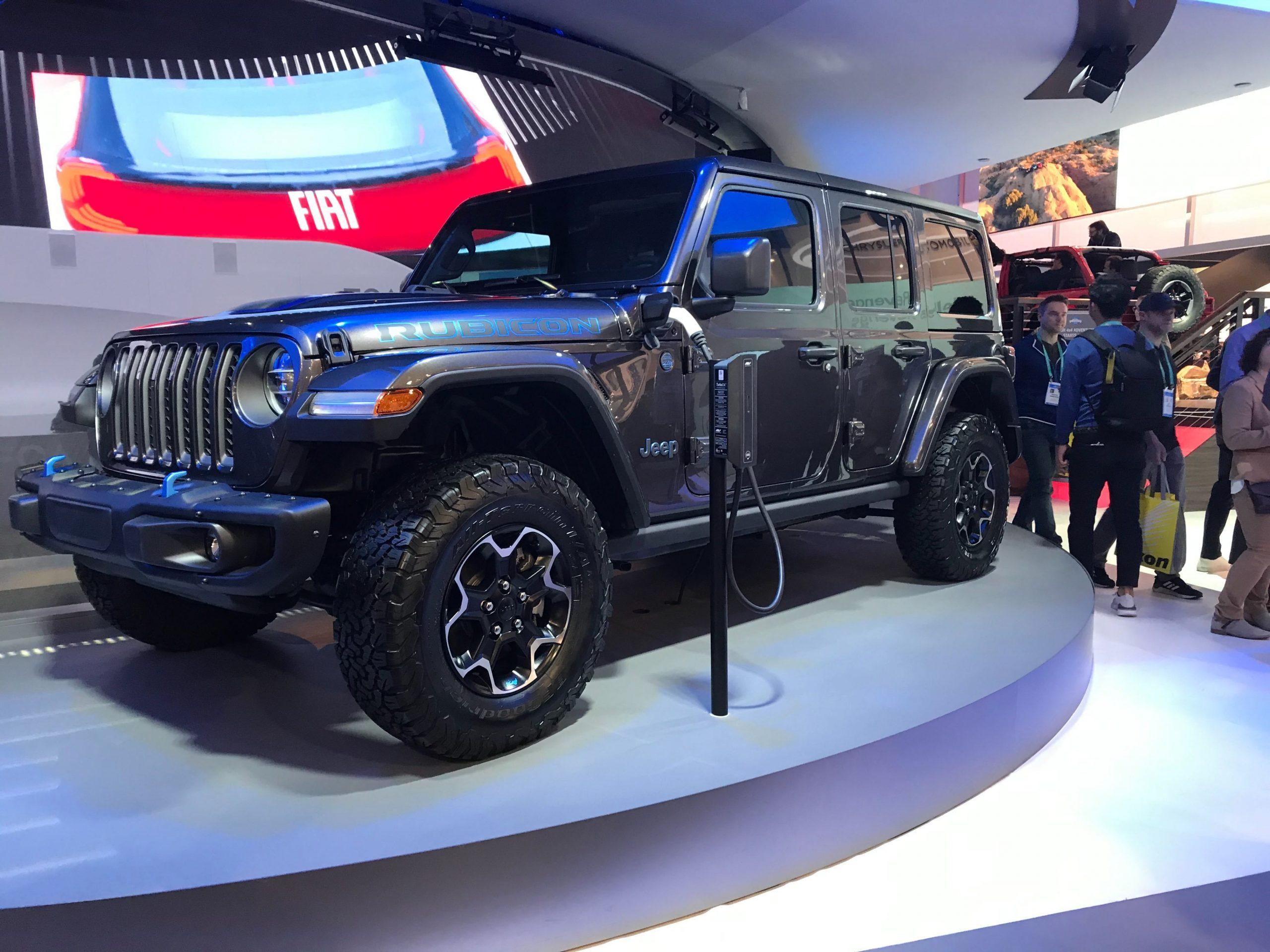 Jeep 4xe