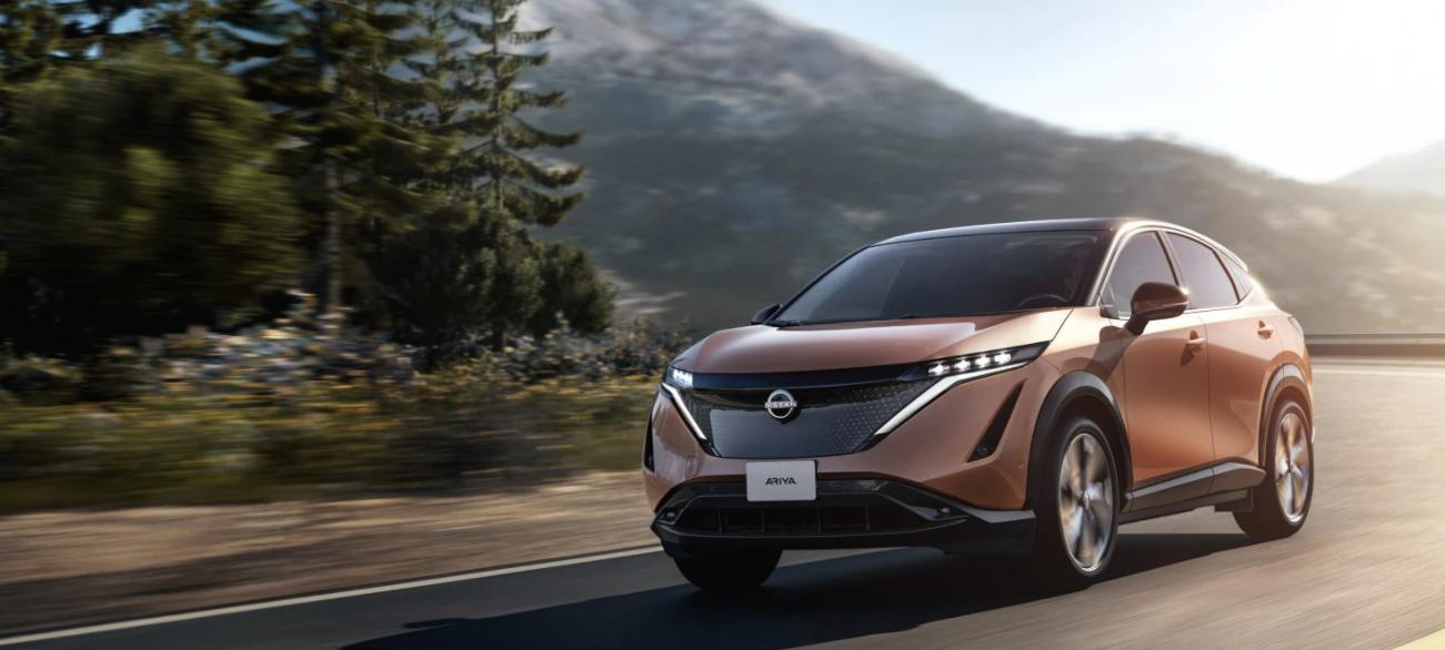 Nissan Ariya 2021 puissance insoupçconnée