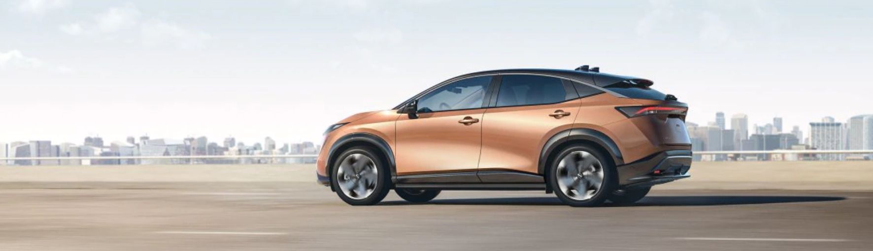 Nissan Ariya 2021 Autonomie et recharge