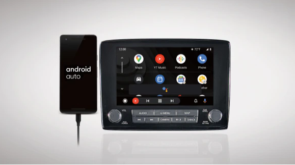 Nissan Frontier Android Auto