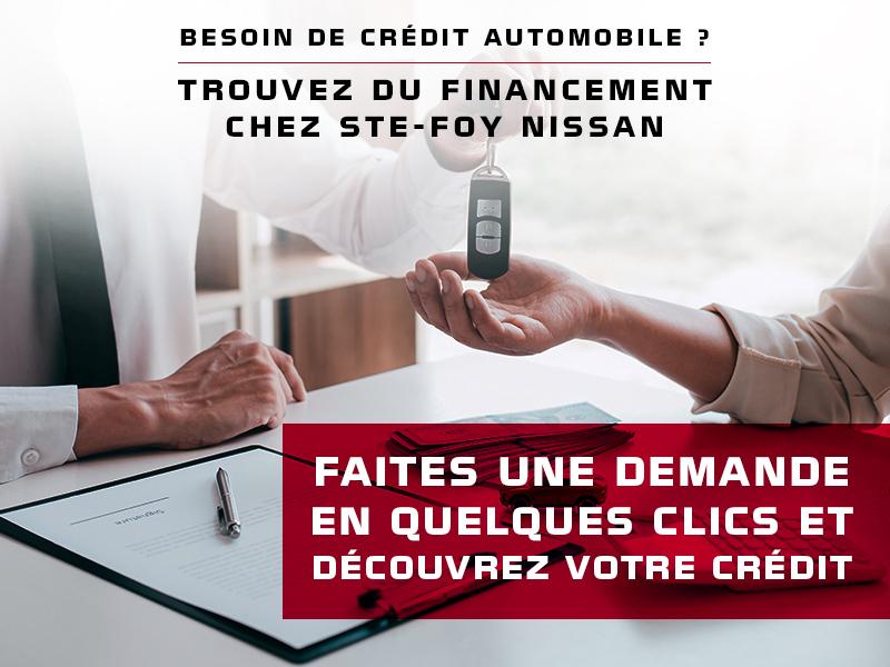 Besoin de crédit automobile ?
