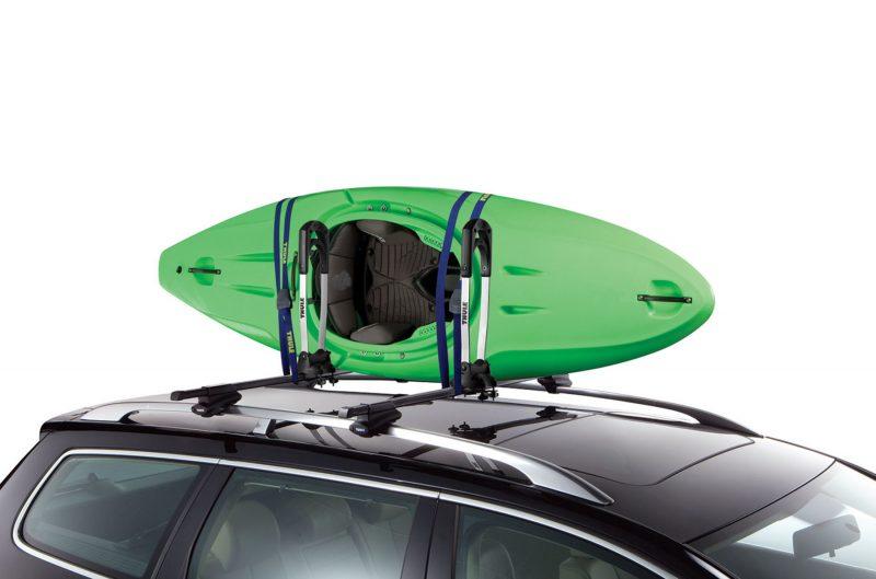 Support à Kayak