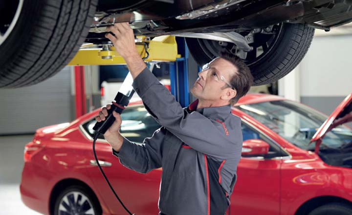 Ste-Foy Nissan recommandé CAA