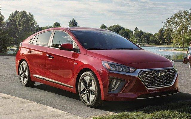 Rabais Militaire pour Hyundai Ioniq Hybride
