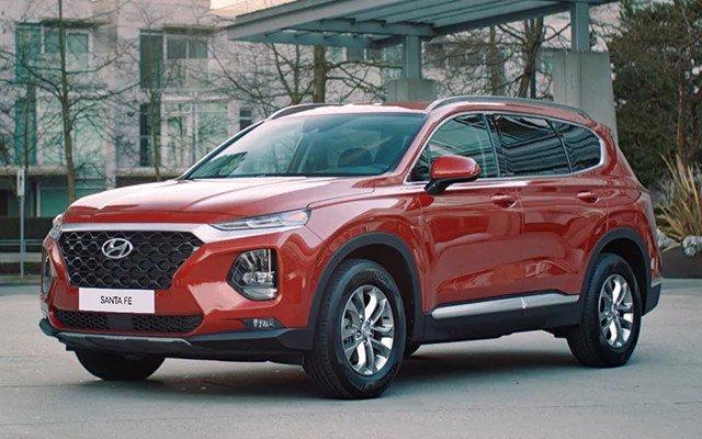 Rabais Militaire pour Hyundai Santa Fe