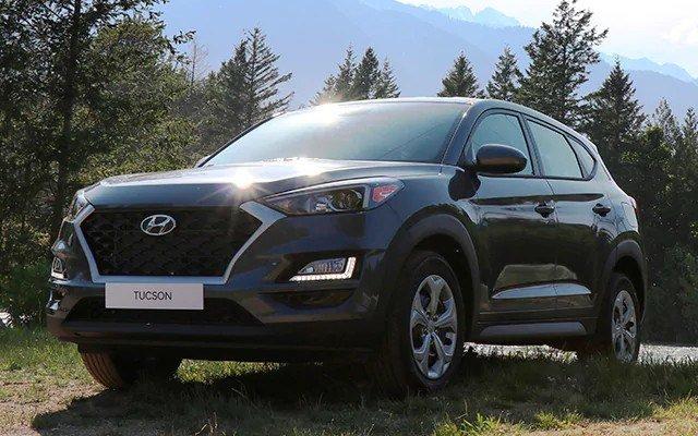 Rabais Militaire pour Hyundai Tucson