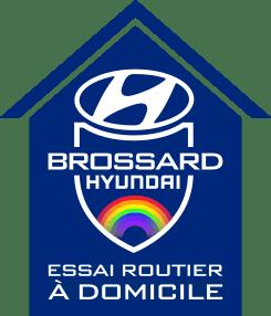 Essai routier à domicile avec Brossard Hyundai