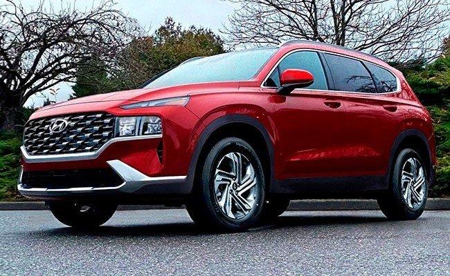 Hyundai Santa Fe 2021 Essential à traction avant