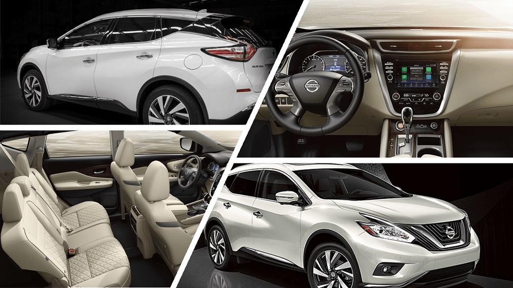 2020 Nissan Murano Design and Interior